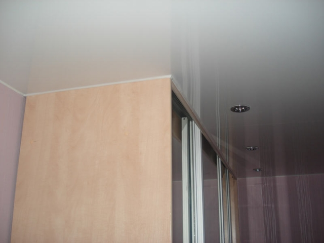 Шкаф купе до потолка фото