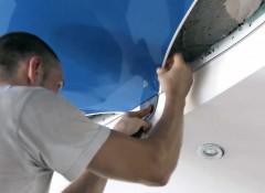 Выбираем систему крепления натяжных потолков: штапиковая, гарпунная или клипсовая — какая лучше?