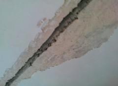 Ремонт потолка — заделываем швы между плитами