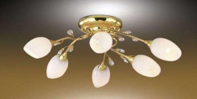 Потолочная люстра Lightstar Turbio 754068 - купить в