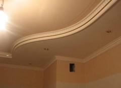 Что такое навесные потолки?