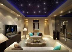 Дизайн освещения в различных помещениях