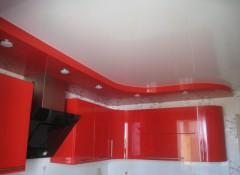 Использование двухуровневых натяжных потолков в различных помещениях