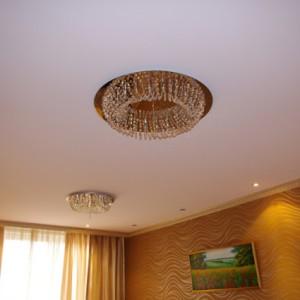 тканевые потолки натяжные фото