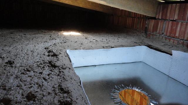 Опилки с цементом своими руками пропорции