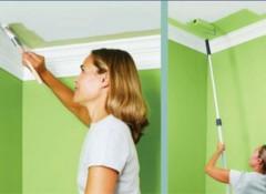 Какую краску лучше выбрать для покраски потолка?