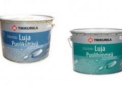 Разновидности и производители водоэмульсионных красок