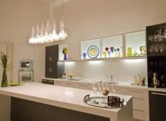 Организовываем освещение на кухне
