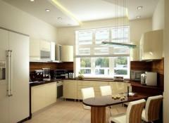 Какие подвесные потолки лучше устанавливать на кухне?