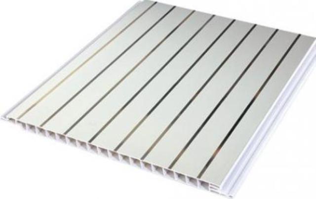 Потолки из пластиковых панелей - фото, комплектующие, преимущества и недостатки