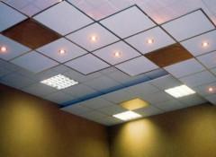 Какие существуют виды подвесных потолков?