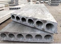 Пустотные плиты перекрытия