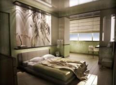 Какой сделать потолок в спальне?