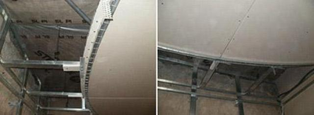 Как самостоятельно сделать двухуровневый потолок из гипсокартона