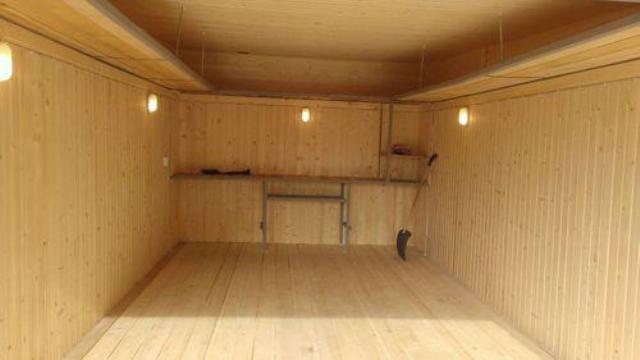 Каким материалом обшить гараж зеленоград гараж пенал купить