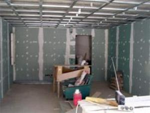 Как обшить стены и потолок гипсокартоном своими руками фото 323