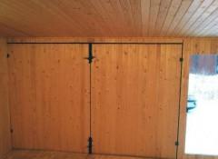 Делаем ремонт в гараже — чем обшить стены и потолок?
