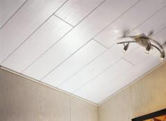 Что такое потолочные панели мдф?
