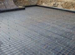 Преимущества и создание монолитной плиты перекрытия