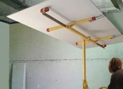 Тонкости и нюансы самостоятельного монтажа гипсокартонного потолка