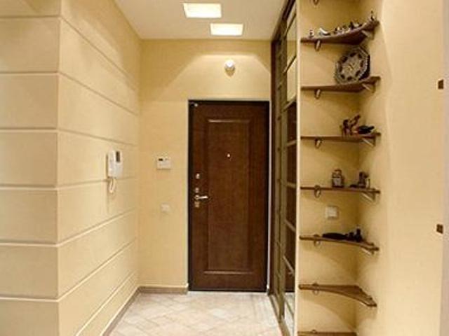 как сделать ремонт в коридоре фото