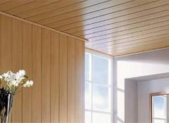 Какие существуют декоративные панели для потолка?