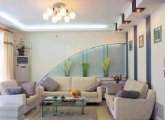 Различные варианты декоративных потолков