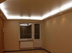 Своими руками — делаем потолок из гипсокартона с подсветкой