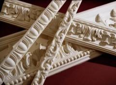 Использование лепнины для отделки потолка — виды, как и чем крепить