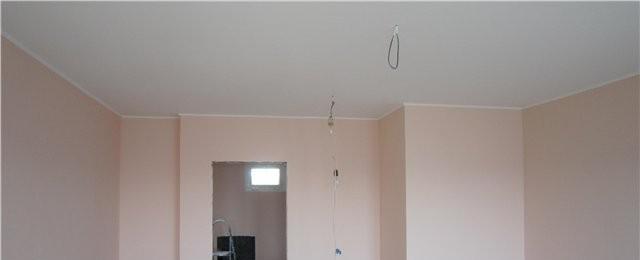 Маяки на потолок своими руками видео