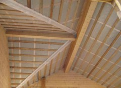 Как правильно устроить пароизоляцию потолка?