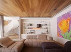 Как сделать своими руками деревянный потолок?