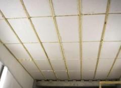 Как утеплить потолок пенопластом самостоятельно?