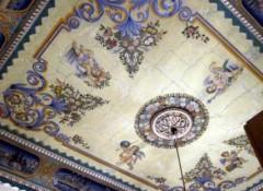Делаем сами — варианты декоративной отделки потолка своими руками