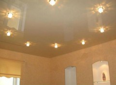 Натяжные потолки — каковы их преимущества и недостатки?