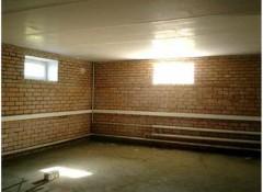 Как изнутри утеплить потолок подвала?