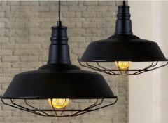 Выбираем потолочный светильник в стиле Лофт