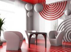 Основные направления дизайна и применение потолочных светильников в современном стиле