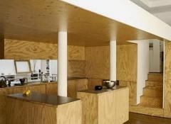 Как своими руками сделать потолок из фанеры?