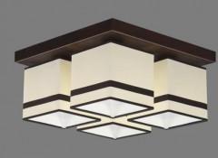 Стиль модерн — выбираем потолочные светильники