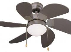 Альтернатива кондиционеру — потолочный вентилятор