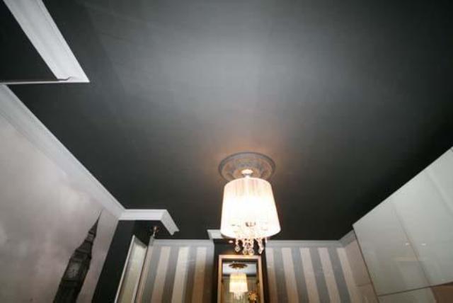 Как сделать многоуровневый натяжной потолок фото 653