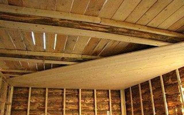 Как сделать черновой потолок в частном доме фото 841