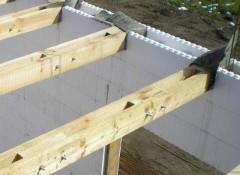 Как сделать своими руками деревянные перекрытия?