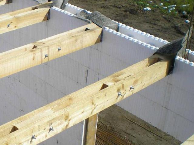 Как сделать деревянный двутавр