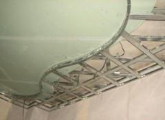 Особенности и нюансы создания криволинейных потолков из гипсокартона