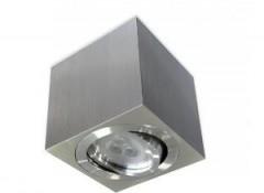 Особенности и виды потолочных накладных светодиодных светильников
