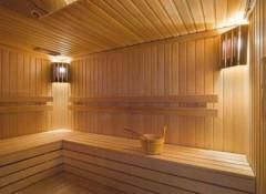 Какая должна быть высота потолка в бане?