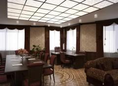 Особенности монтажа, преимущества и недостатки акриловых подвесных потолков