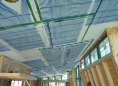 Необычная система кондиционирования — холодные потолки